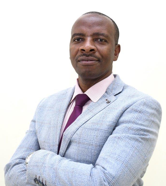 Managing Director Bernard Njiraini